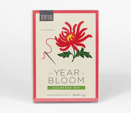 Year in Bloom