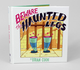 Beware The Haunted Legs
