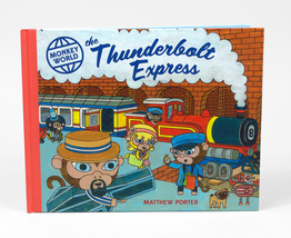 Monkey World: The Thunderbolt Express