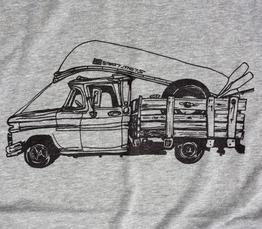 Drew's Truck