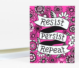 Resist Persist Repeat