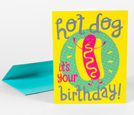 Hot Dog It's Your Birthday!
