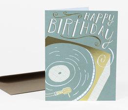Happy Birthday Record Player