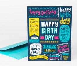 Text Birthday