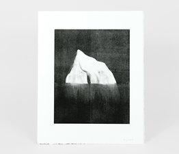 Iceberg (Series Print 2)