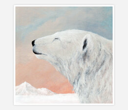 Sleep Polar Bear