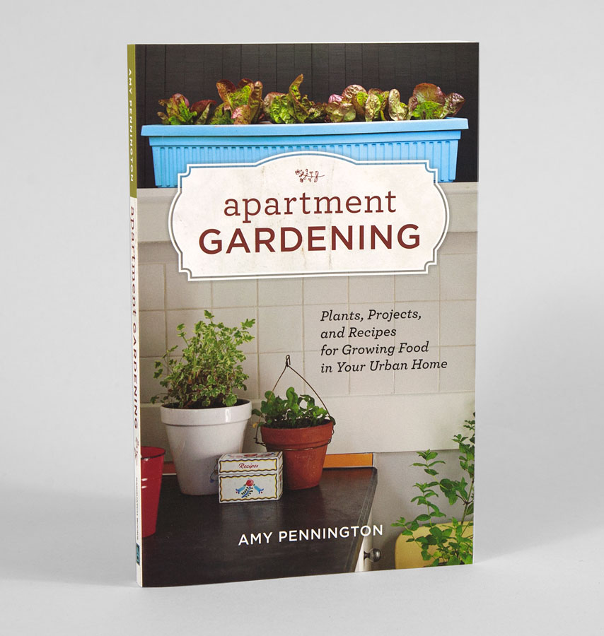 Amy Pennington - Apartment Gardening at buyolympia.com