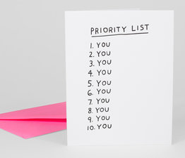 Priority List