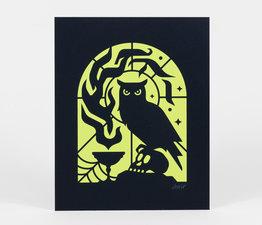 Ominous Owl