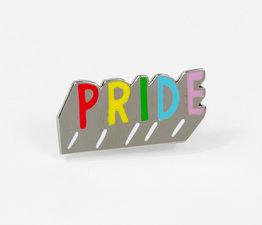 Pride Rainbow Letters