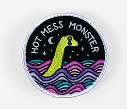 Hot Mess Monster