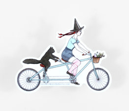 Tandem Witch