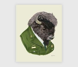 Ranger Bison