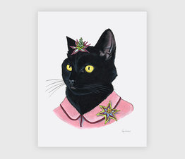 Black Cat Lady