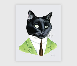 Black Cat Gentleman