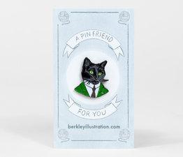 Black Cat Gentleman
