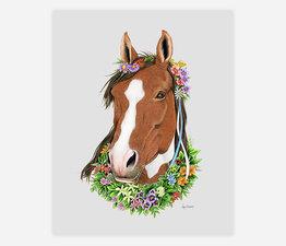 Horse Lady