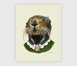 Otter Lady