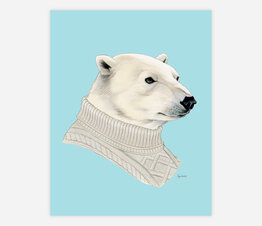 Polar Bear (Sweater)
