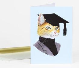 Graduation Cat