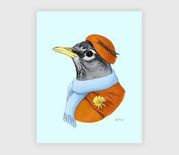 Robin Lady