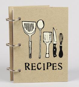 Recipe Book (Kitchen Instruments)