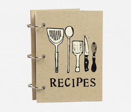 Recipe Book (Kitchen Instruments)