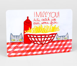 Cats and Fries