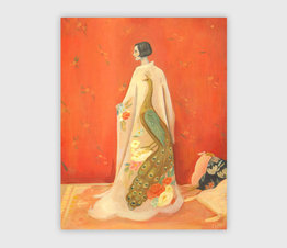 Peacock Kimono