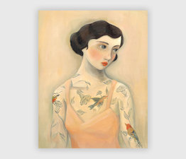 Tattooed Lady, Rara Avis
