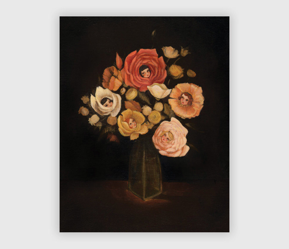 emily winfield martin still life with live flowers at buyolympia com
