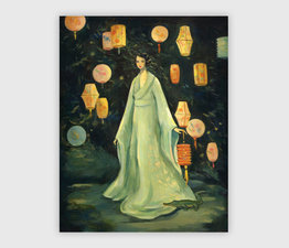 The Lantern Garden