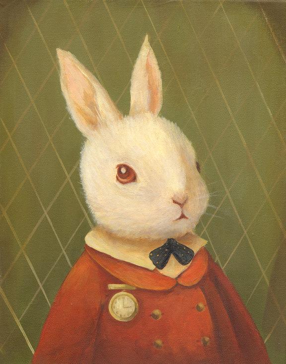 Emily Winfield Martin - The White Rabbit at buyolympia.com