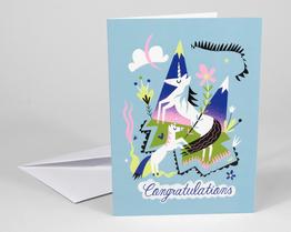 Congratulations (Unicorn Love)