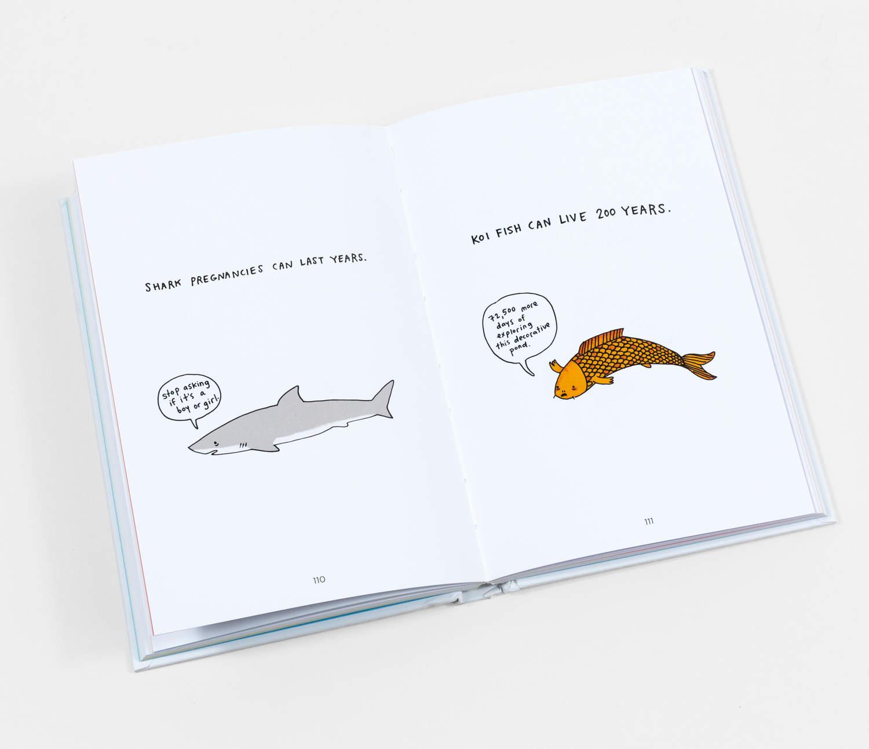 sad animal facts book pdf