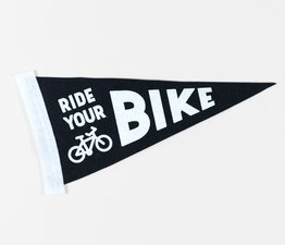 Ride Your Bike (Black)