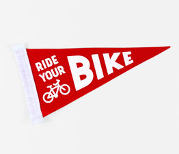 Ride Your Bike (Red)
