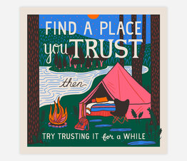 Find a Place You Trust