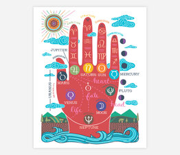 Palmistry (Color)