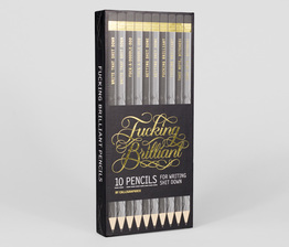 Brilliant Pencils
