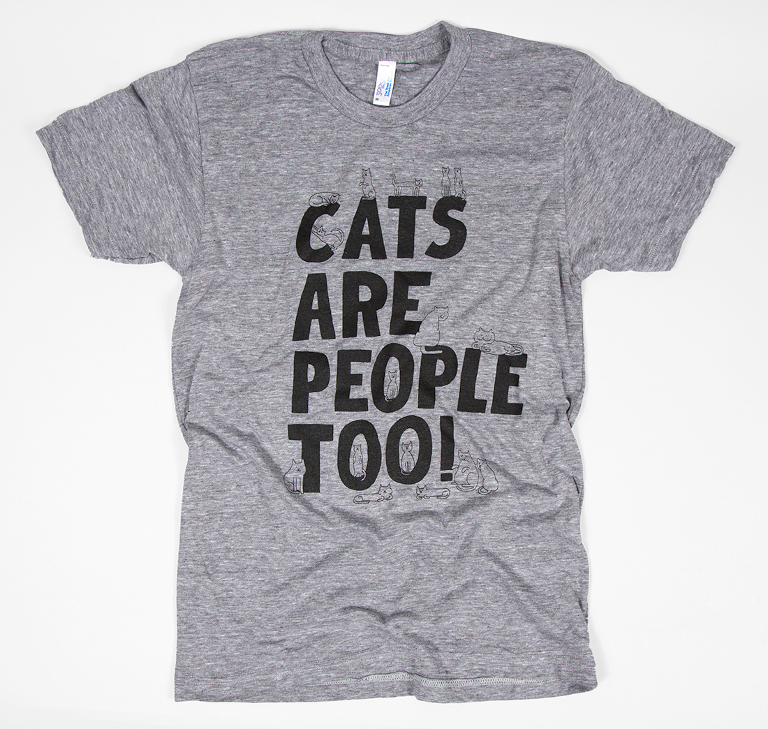 Will Bryant - Cats Are People Too at buyolympia.com