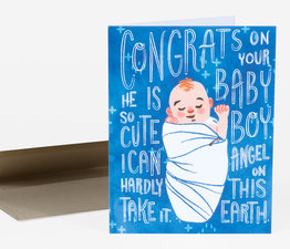 Congrats (Baby Boy)