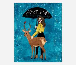 Portland Deer