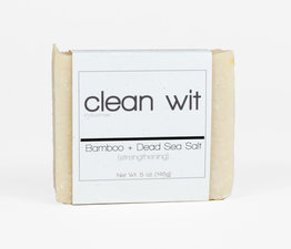 Bamboo + Dead Sea Salt
