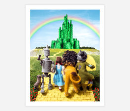 The Wizard of Oz (Green)