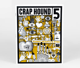 Crap Hound #5: Fifth Edition!