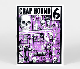 Crap Hound - Death, Phones & Scissors