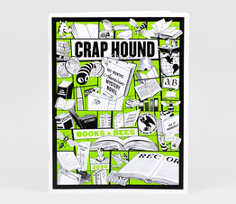 Crap Hound - Books & Bees