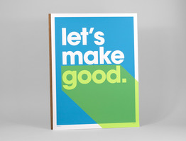 Let's Make Good