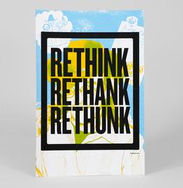 Rethink Rethank Rethunk